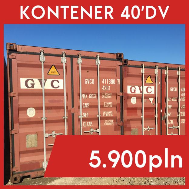 kontenery mieszkalne cennik lublin