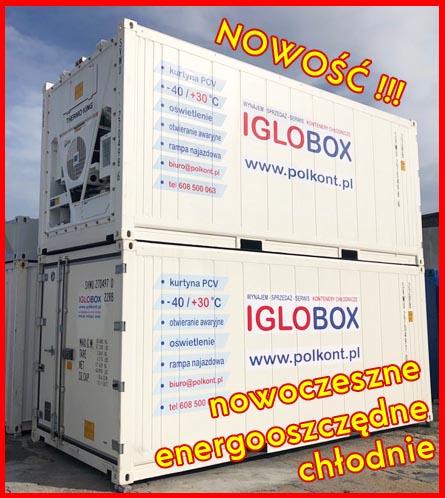 kontenery chłodnicze